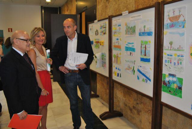 Ponencias sobre energías renovables, reciclaje y contaminación por nitratos para conmemorar el Día Mundial del Medio Ambiente en San Javier - 1, Foto 1