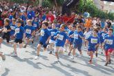 La I Carrera Popular Villa de Alguazas bate todas las previsiones de participación con 400 corredores