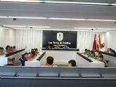 Los escolares torreños celebran el 'Día de la Región' con un Pleno Infantil