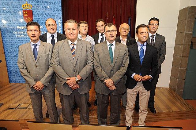 La Agencia Regional de la Energía promoverá un ahorro de 40 millones anuales en el consumo energético en ocho municipios, Foto 1