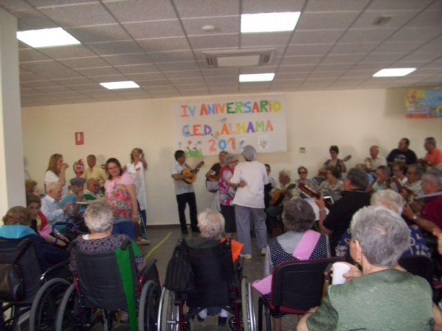 El Centro de Día de Personas Mayores celebra su IV Aniversario, Foto 3