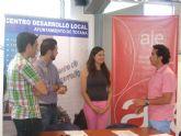 La Asociaci�n de J�venes Empresarios del Guadalent�n celebra su junta directiva en las instalaciones del Centro de Desarrollo Local de Totana