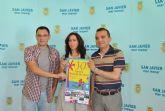 La X Travesía a Nado 'Playas de San Javier' acogerá a más de 500 nadadores en Santiago de la Ribera el próximo domingo