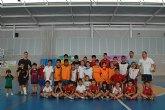 Bádminton, fútbol sala, voleibol, fútbol y tiro con arco en Las Torres de Cotillas de la mano de los más pequeños