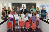 La campaña escolar 'Crece en Seguridad' entrega sus premios en Las Torres de Cotillas