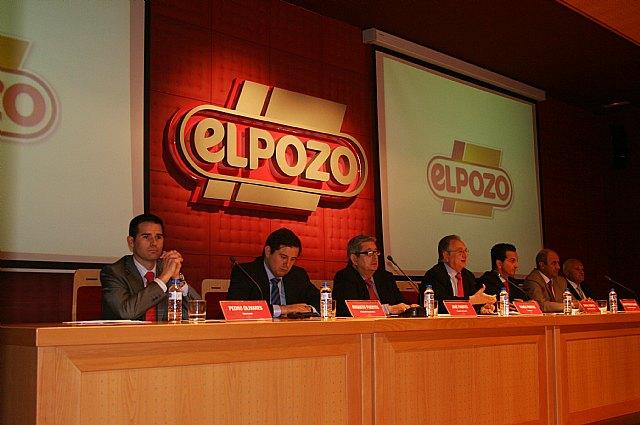 ELPOZO ALIMENTACIÓN celebra en sus instalaciones el XII encuentro ganadero, Foto 1