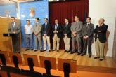 El alcalde de Alhama se re�ne con el consejero de Universidades, Empresas e Investigaci�n en busca de una pol�tica energ�tica eficaz