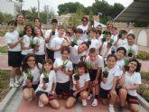 Medio Ambiente cierra su programa con actividades para niños y jóvenes y una visita guiada por el Mar Menor en barco