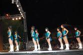 Comienzan las Noches Culturales de Alguazas con la actuación de las Majorettes Galilea y la Peña Armonía