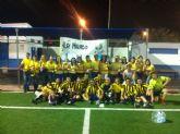 Finaliza la V Liga de Aficionados Fútbol 7 de Alguazas