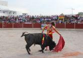 Novillada con promesas del toreo en Puerto Lumbreras coincidiendo con el Día de la Región de Murcia