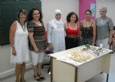 Tarde de repostería casera con la asociación 'Isabel González' torreña