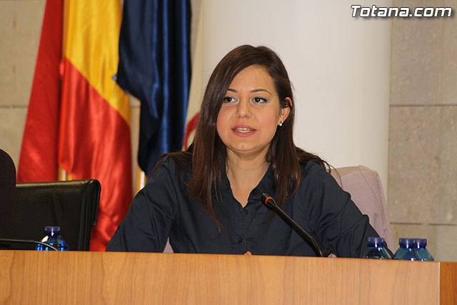 "Totana working on getting the distinction of ""Entrepreneur of the Municipality of Murcia"""
