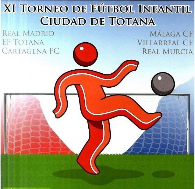 "This weekend will take place on Child XI Soccer Tournament ""Ciudad de Totana"""