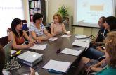 Presentación del proyecto 'Emprender en mi Escuela' en los colegios de Puerto Lumbreras