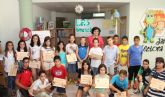 La Red de Bibliotecas de Puerto Lumbreras entrega los premios a los ganadores del concurso ´Detectives de Biblioteca´
