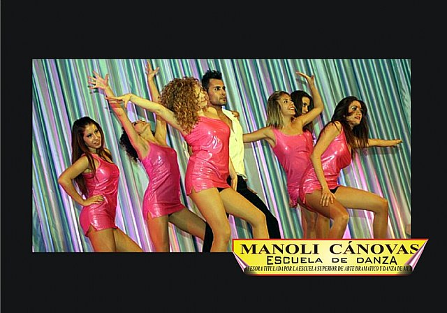MANOLI C�NOVAS surprise this weekend with a spectacular Festival of Dance