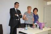 La asociacion Pilar Antón presenta un libro de recetas aportadas por mujeres de Torre-Pacheco