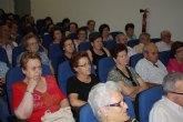 Clausurado en Torre-Pacheco el curso que fomenta el deporte para prevenir la hipertensión y la diabetes