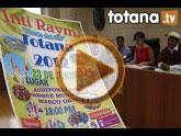 La asociación FAE y la Coordinadora del Pueblo Cañarí en España celebran el próximo 23 de junio en Totana la Fiesta del Sol 'Inti Raymi'