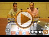 El pabellón Manolo Ibáñez acoge los días 30 de junio y 1 de julio el torneo '24 horas de Fútbol Sala Ciudad de Totana'