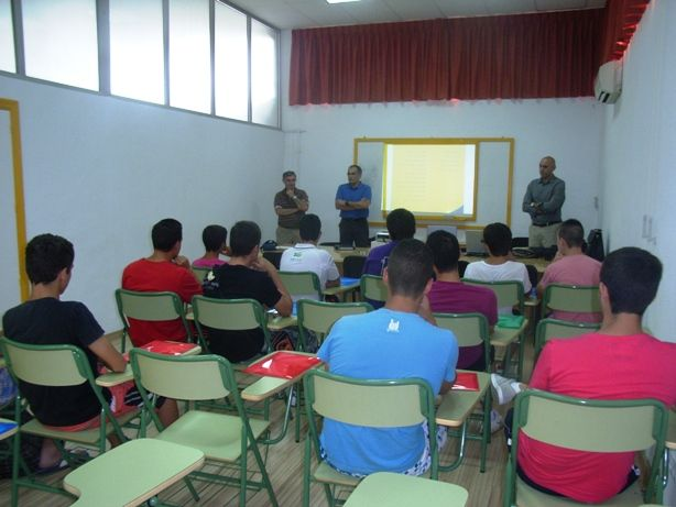 A total of 15 young people participate in umpire training course organized by the Department of Sports