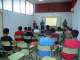 Un total de 15 jóvenes participan en el curso de formación de árbitros organizado por la concejalía de Deportes