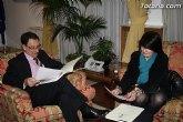 El delegado del Gobierno asiste mañana en Totana a la instalación de un acelerógrafo como refuerzo del sistema de información sísmica
