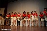 Autoridades municipales participan en la graduación de los alumnos de los ciclos formativos y de bachillerato del IES 'Prado Mayor'