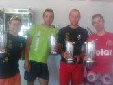Francisco Cánovas y Pedro Antonio consiguen podium en una de las pruebas de mtb disputadas esta semana
