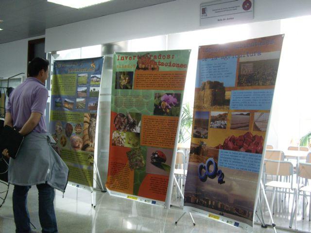 ANSE realiza actividades formativas y divulgativas para agricultores en Alhama de Murcia, Foto 1