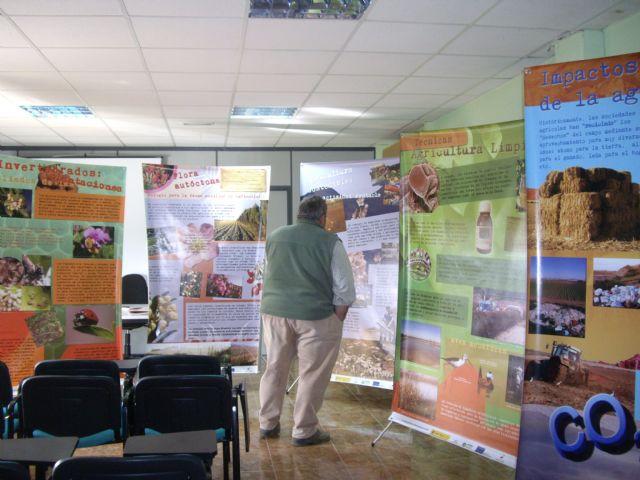 ANSE realiza actividades formativas y divulgativas para agricultores en Alhama de Murcia, Foto 2