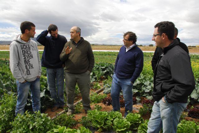 ANSE realiza actividades formativas y divulgativas para agricultores en Alhama de Murcia, Foto 3