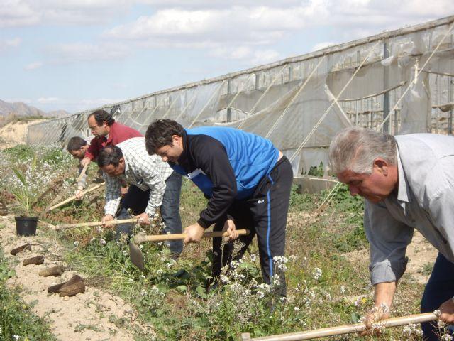 ANSE realiza actividades formativas y divulgativas para agricultores en Alhama de Murcia, Foto 4