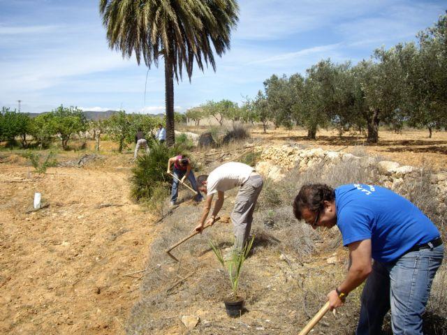 ANSE realiza actividades formativas y divulgativas para agricultores en Alhama de Murcia, Foto 6