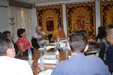 El martes 19 de junio tuvo lugar en Moratalla una nueva reunión del grupo de trabajo para el desarrollo del turismo sostenible
