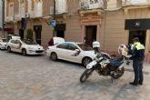 La Policía Local inicia una campaña de control de taxis