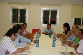 El PSOE mantiene una reunión de trabajo con diferentes organizaciones empresariales