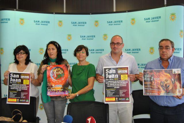 Festejos, Comercio y Turismo se une con asociaciones de vecinos y comerciantes - 1, Foto 1