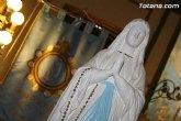 Un total de 45 peregrinos participarán en la XLIV peregrinación desde Totana hasta Lourdes