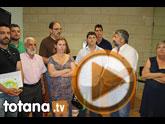 Rueda de prensa conjunta de los tres sindicatos con representación en el Ayuntamiento de Totana