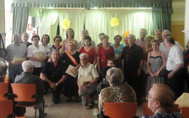 Política Social valora la labor de los 22 voluntarios del Centro Social de Personas Mayores de San Javier - 1, Foto 1