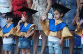 Autoridades municipales asisten a la fiesta fin de curso de la Escuela Infantil 'Clara Campoamor'