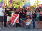 El PSOE se une mañana en Cartagena a la celebración del 'Día del Orgullo LGTB'