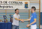 Las ligas municipales torreñas de fútbol 7 y padel entregan sus trofeos