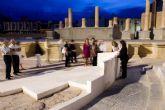 Las visitas nocturnas al Teatro Romano continúan este sábado