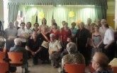 Política Social valora la labor de los 22 voluntarios del Centro Social de Personas Mayores de San Javier