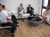 El INFO designa a AJE Cartagena como oficina de tramitación de expedientes ENISA