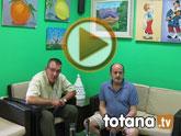 'Arte Café' acoge una exposición a beneficio de Cáritas denominada 'Arte solidario'
