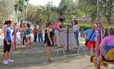I Ruta Biosaludable Urbana para conocer los parques de Puerto Lumbreras